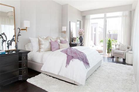 suzie carlyle designs pastel bedroom  soft gray