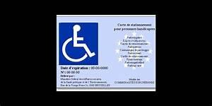 Carte Stationnement Paris : les contr les sur l 39 abus des cartes de stationnement pour handicap s portent leurs fruits la dh ~ Maxctalentgroup.com Avis de Voitures