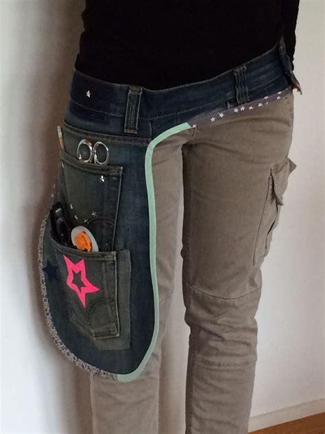 Tuto Tablier De Cuisine En Jean by Tablier De Couture Blog Sur Le Feel Jeans 224 Recycler