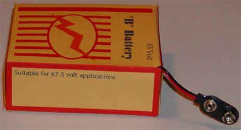 b batterie quot b quot battery replacement