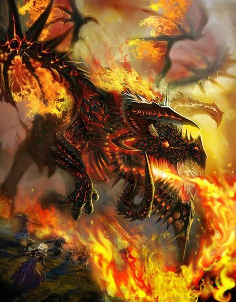 fantasy magic rise   flames