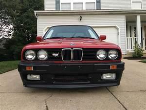 S52 Swap E30 Bmw  1987 Bmw 325is For Sale