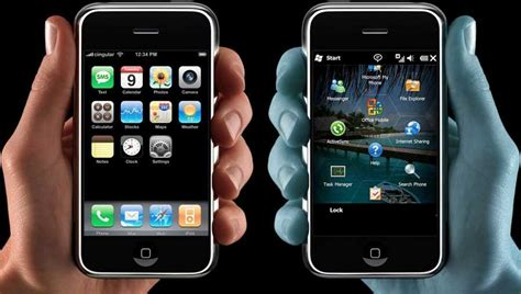 photos from iphone to windows microsoft windows mobile 6 5 vs iphone surgeworks