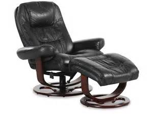furniture ikea leather recliner leather chair wingback