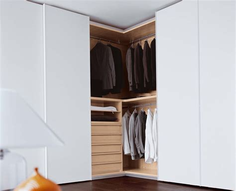 Sliding Wardrobe Closet by Novamobili Tempo Corner Sliding Door Wardrobe Fitted