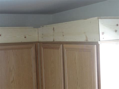 crown molding on top of cabinets how to install crown molding on top of kitchen cabinets