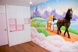 Deco Chambre Fille Princesse : deco chambre cheval ~ Teatrodelosmanantiales.com Idées de Décoration
