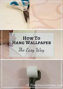 Best 25+ How to hang wallpaper ideas on Pinterest ...