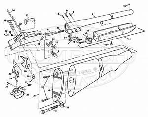 Harrington Richardson Shotgun Parts Diagram