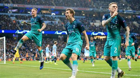 Manchester City vs. Tottenham Hotspur - Football Match ...