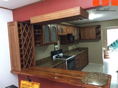 mueble de cocina  desayunador personalizado muebles