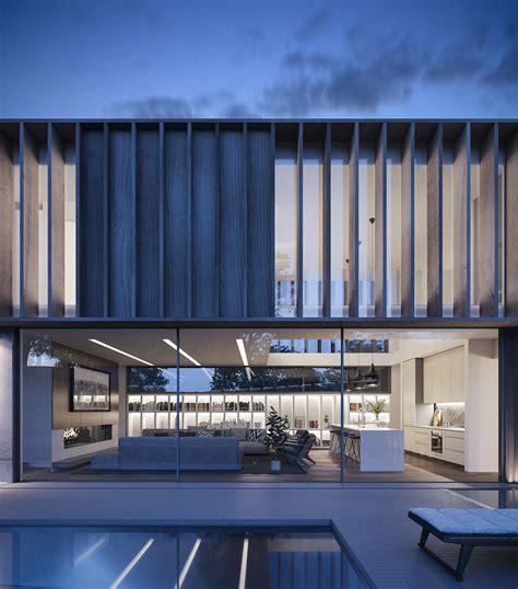 Carey House by Carey House Remix Ronen Bekerman 3d Architectural