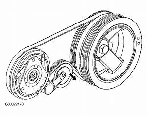 27 2004 Chevy Silverado Serpentine Belt Diagram