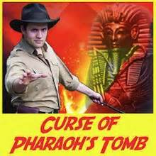 Curse of Pharaoh's Tomb – Fringe 2013 Review