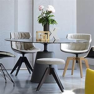 Tv Tisch 120 Cm : mdf italia rock table tisch 120 140 cm glasplatte casa de ~ Markanthonyermac.com Haus und Dekorationen