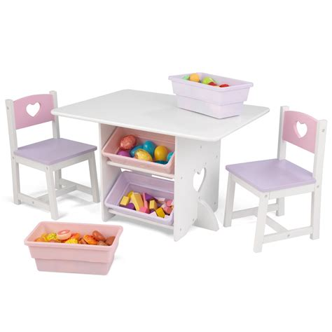 table et chaises enfants table and chair set in design kid kraft cuckooland