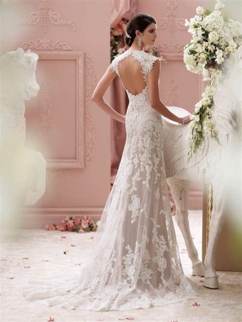 David Tutera Wedding Dresses 2015 Collection Modwedding
