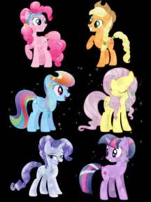 MLP Twilight Sparkle Fluttershy Rainbow Dash