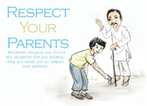 top  reasons  respect  parents listontap