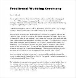 non traditional wedding rings wedding ceremony program template 31 word pdf psd indesign files free premium