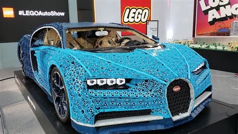 Designer aurelien rouffiange and the team had just completed the 18 scale model of the chiron and began to debate what the ultimate challenge for the lego technic building system would be. Full-Size Bugatti Chiron in Lego!   Amazing work and a ton of bricks! - YouTube