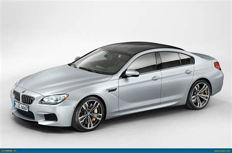 Gran Coupe Bmw by Ausmotive 187 Bmw M6 Gran Coupe Revealed