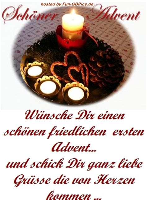 advent sprueche bilder gruesse facebook bilder gb bilder