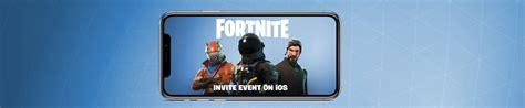 fortnite battle royale  coming  mobile mmogamescom