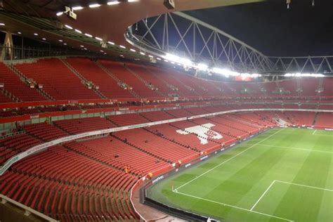 emirates stadium stadion  football stadiumscom