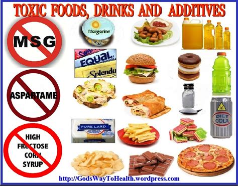 msg in food health awareness wake up and live