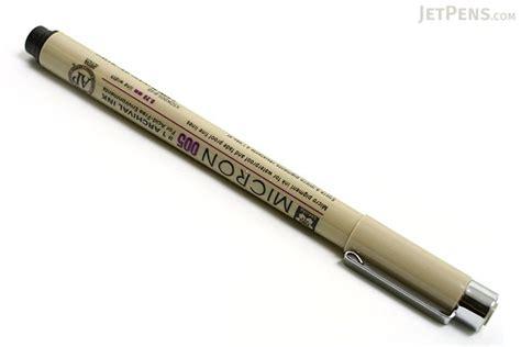 sakura pigma micron  size   mm black jetpenscom
