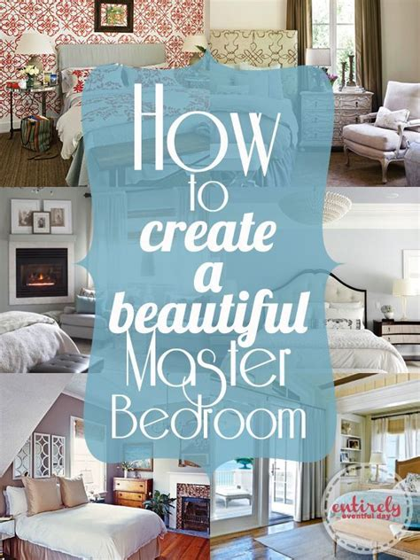 Do It Yourself Bedroom Decor by Diy Simple Tips For Creating A Beautiful Master Bedroom