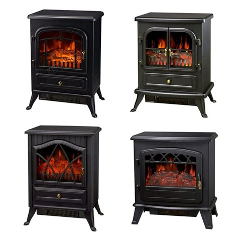 Places That Sell Electric Fireplaces - new 1850w log burning effect stove electric