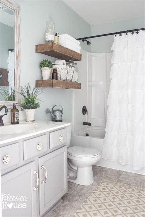 Farmhouse Bathrooms Farmhouse Friday Best 25 Farmhouse Shower Curtain Ideas On
