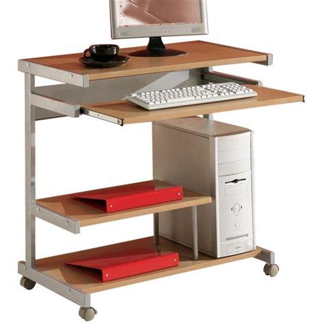 monter un bureau d udes pc tisch computertisch schreibtisch buchedekor