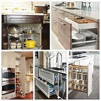 kitchen cabinet organizer 44 Smart Kitchen Cabinet Organization Ideas - GODIYGO.COM