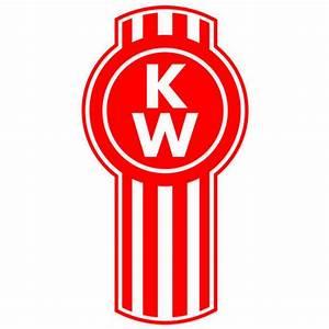 Kenworth Trucks logo emblem car or window Sticker 200mm | eBay