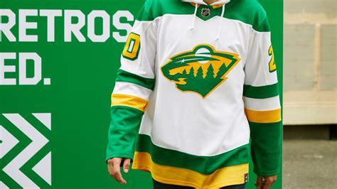 Wild unveils Reverse Retro Jersey for 2020-21 season | NHL.com