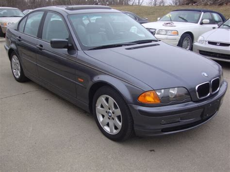 2001 Bmw 325i For Sale In Cincinnati, Oh  Stock # 10183