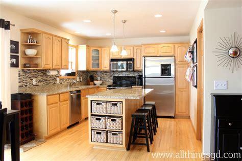 Tile Shop Tuesday: My Kitchen Backsplash Reveal!   All