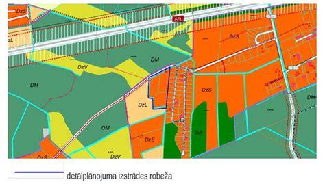 Paziņojums par detālplānojuma izstrādes uzsākšanu zemes vienībām