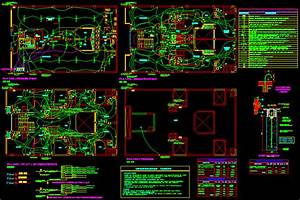 One Family Housing Electrical Wiring Plan  273 61 Kb