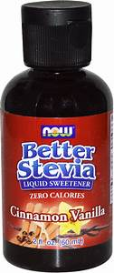 Now Foods Better Stevia - Liquid Extract