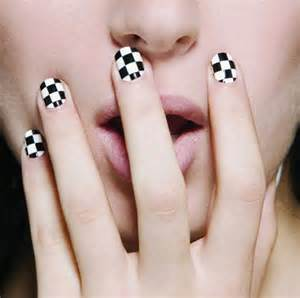 Easy simple black nail art designs supplies galleries for beginners