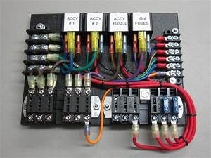 12v Switches With Fuse Block