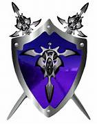 Purple gloss shield ic...