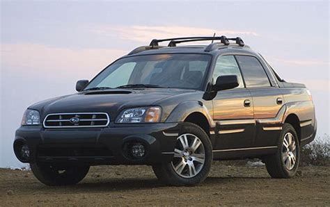 subaru baja 2004 subaru baja information and photos zombiedrive