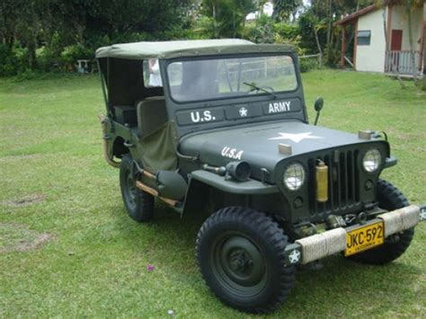 kaiser willys jeep kaiser willys jeep of the week 097