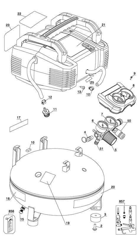 Porter Cable C2002-Type-8 Parts List | Porter Cable C2002