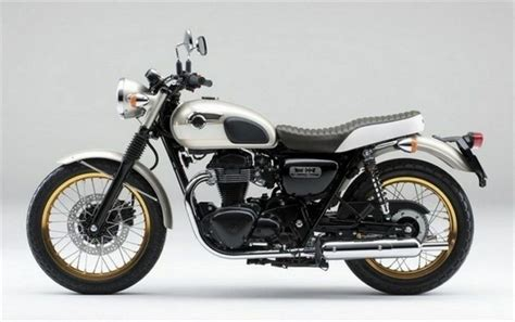 Kawasaki W800 Image by Kawasaki W800 Special Edition Top Speed